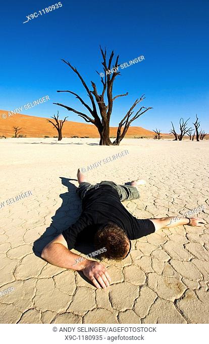 Thirsty in the Desert