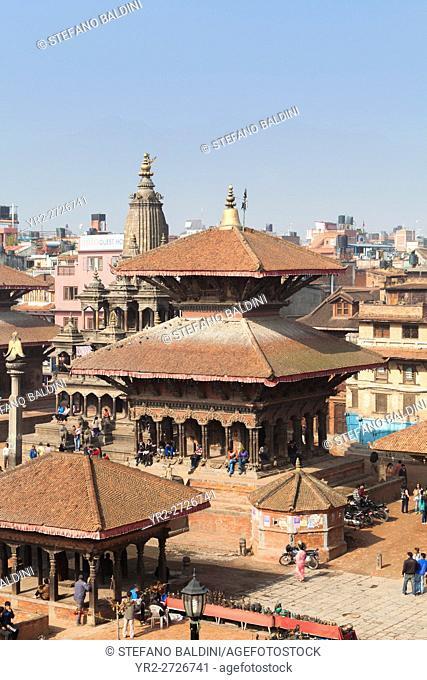 Vishwanath temple in Durbar square, Patan, Nepal
