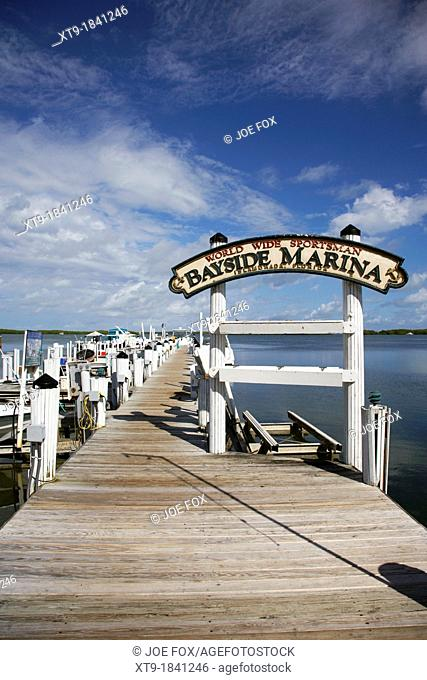 world wide sportsman bayside marina islamorada florida keys usa
