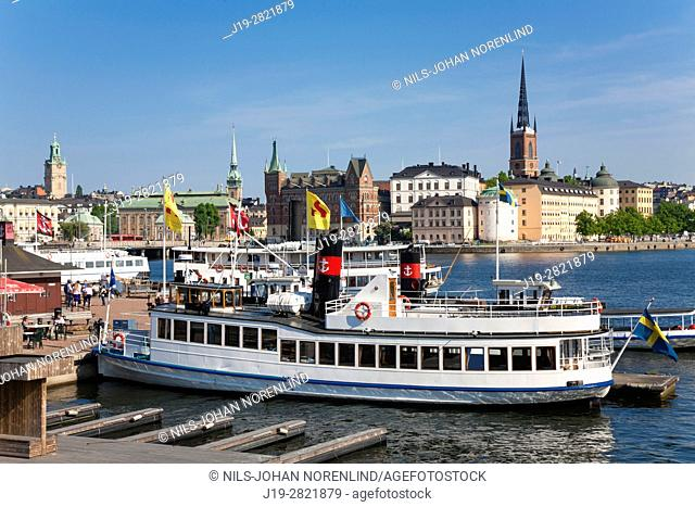 Riddarholmen Stockholm, Sweden