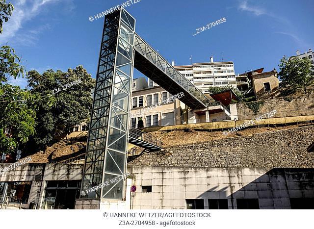 Coimbra Market Elevator, Portugal