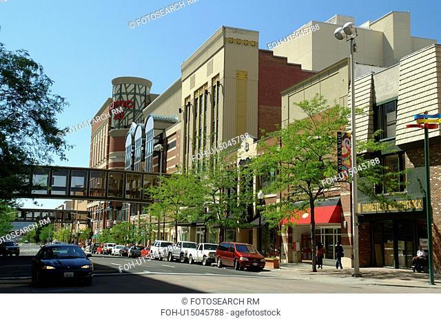Spokane, WA, Washington, downtown, Riverfront Square Mall