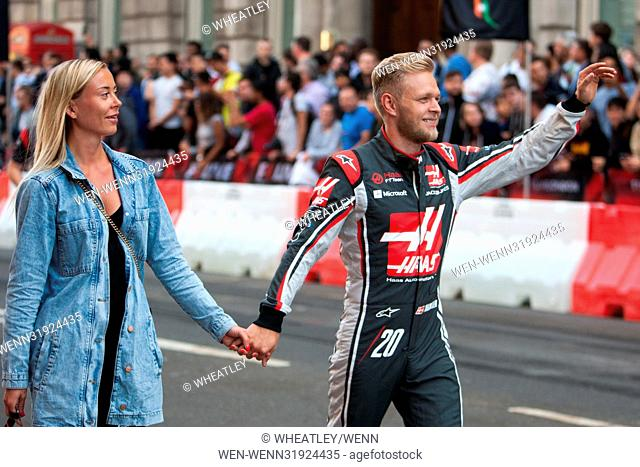 F1 London Live, Formula 1 event to celebrate a new era, focused on bringing fans closer to F1 motor racing. A live stage show in Trafalgar Square and car parade...
