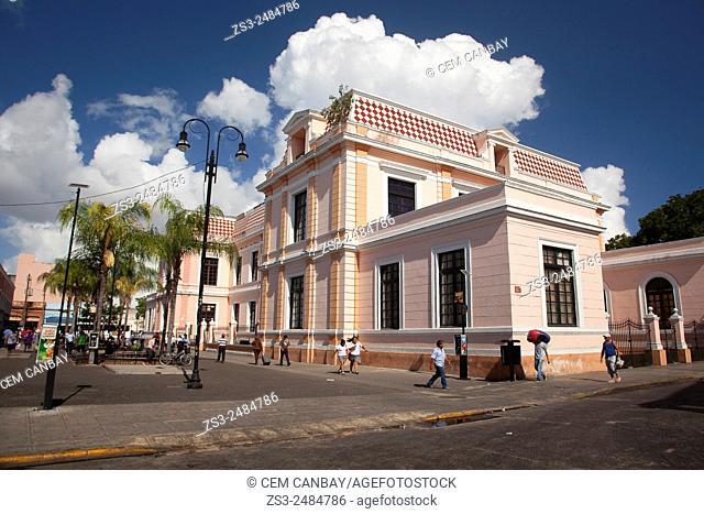 City Museum-Museo de la Ciudad, Merida, Yucatan Province, Mexico, Central America