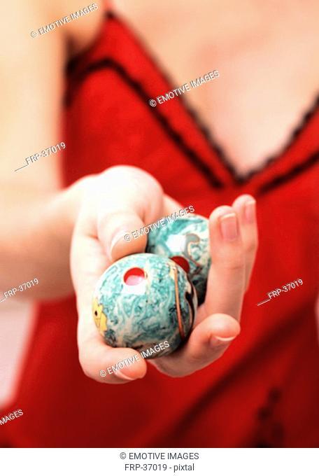 Qi Gong balls