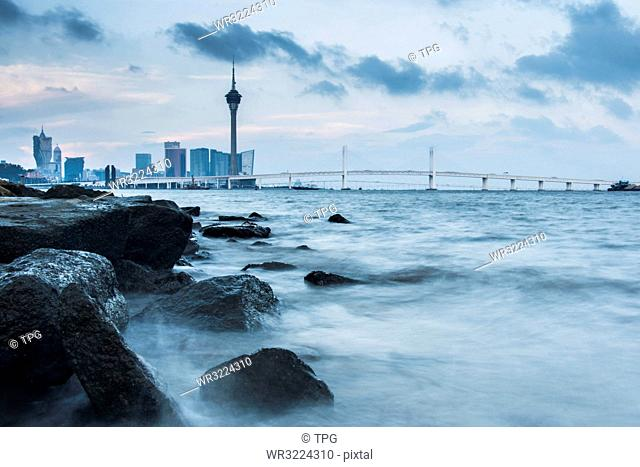 Macau Tower, Zhuhai, Guangdong, China