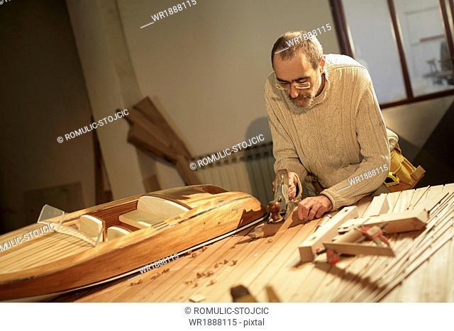 Carpentry, Boatbuilder, Osijek, Croatia, Europe