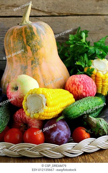 fall farm harvest