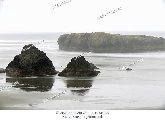 Sea Stacks off the Oregon Coast