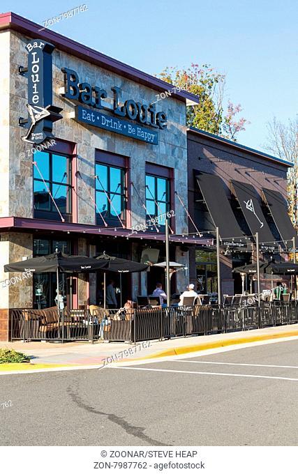 Bar Louie restaurant in Gainesville, Virginia