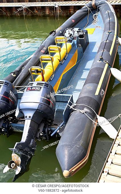 -Motorboat- Spain