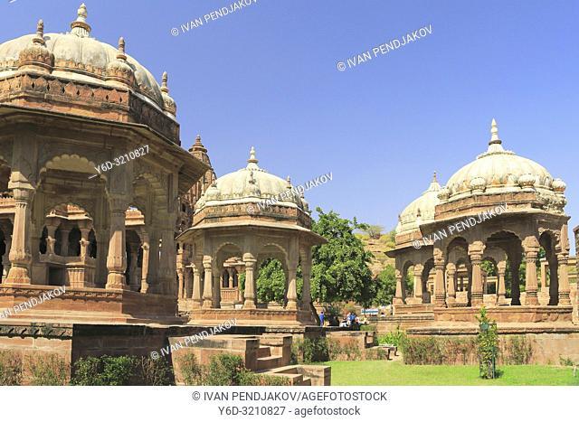 Mandore Gardens, Jodhpur, Rajastan, India