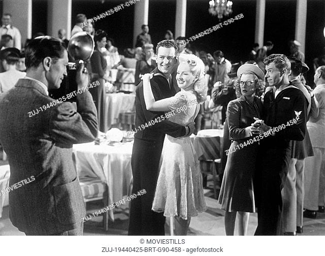 RELEASE DATE: April 25, 1944. MOVIE TITLE: Pin Up Girl. STUDIO: Twentieth Century-Fox Film Corporation. PLOT: Glamorous Lorry Jones