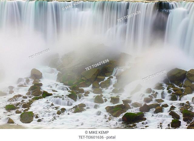 USA, New York, Niagara Falls, American Falls