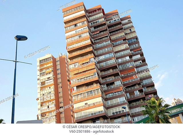 -Benidorm's Architecture- Alicante Spain