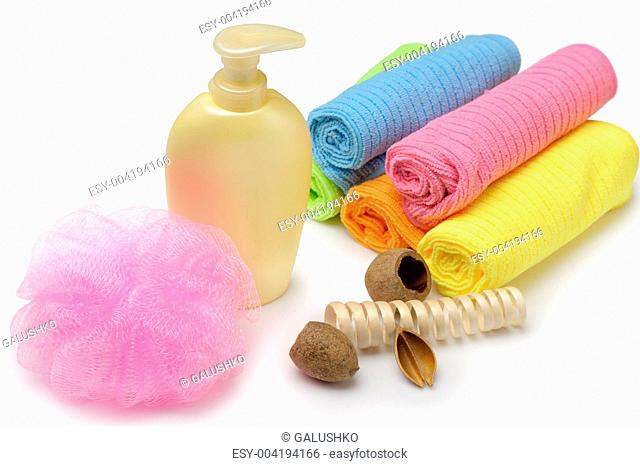 Set of objects for personal hygiene