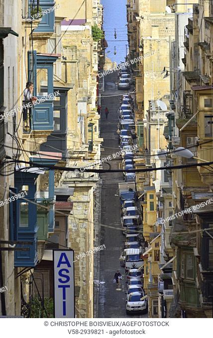 Malta, World Heritage Site, Valletta