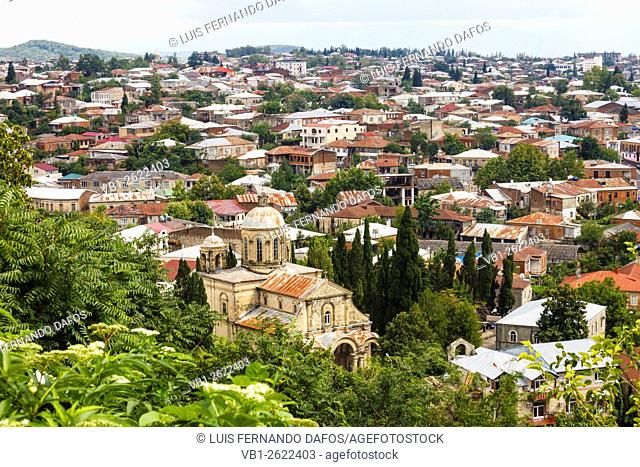 Kutaisi overview, Georgia
