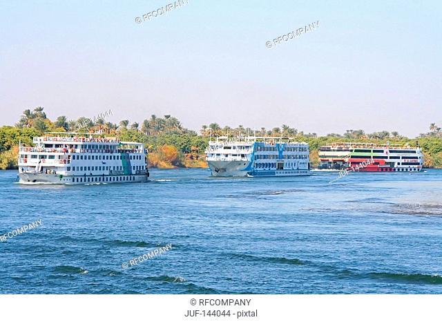 Egypt: cruise on the Nile