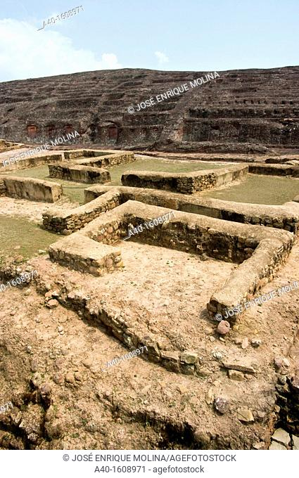 Bolivia. Archeological site of Samaipata Rock Carvings ( el Fuerte) 4th-16th centuries AD. World Heritage Site (UNESCO)