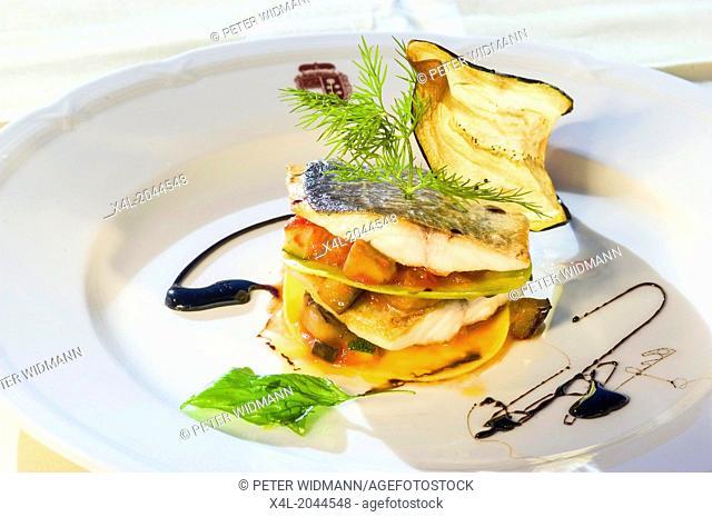 food, hotel Kühhtai, lasagnette