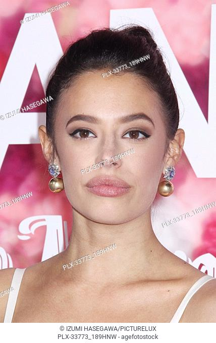 """Chloe Bridges 02/11/2019 The World Premiere of """"""""Isn't It Romantic"""""""" held at the Theatre at Ace Hotel in Los Angeles, CA Photo by Izumi Hasegawa / HNW /..."""