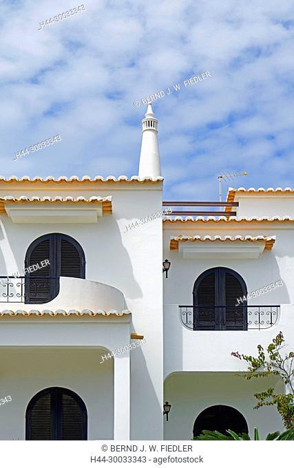 Haus, Kamin, Schornstein, Detail