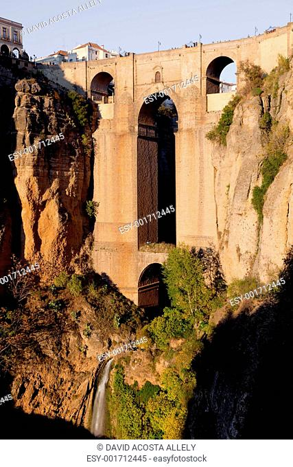 New bridge of Ronda