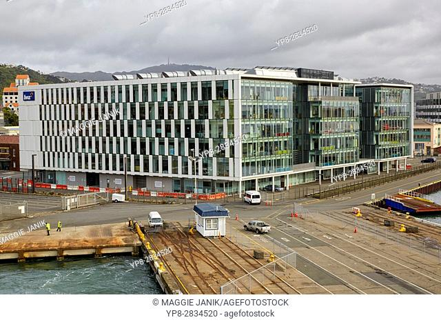 ank of New Zealand (BNZ), Wellington, New Zealand