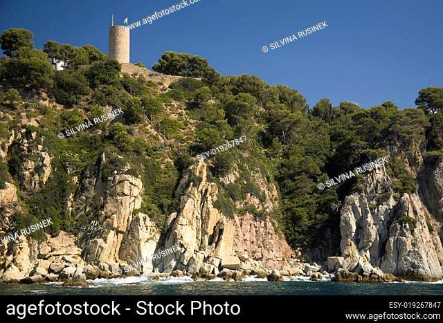 Mediterranean cove