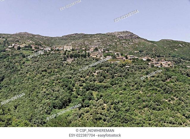Santo Pietro, Corsica, France