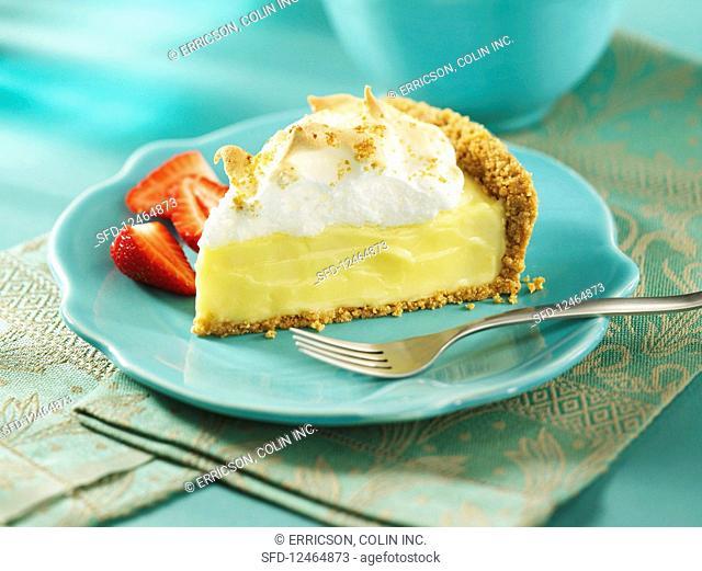 Custard Crumb Pie