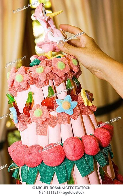 Baptism Celebration Cake Daniela