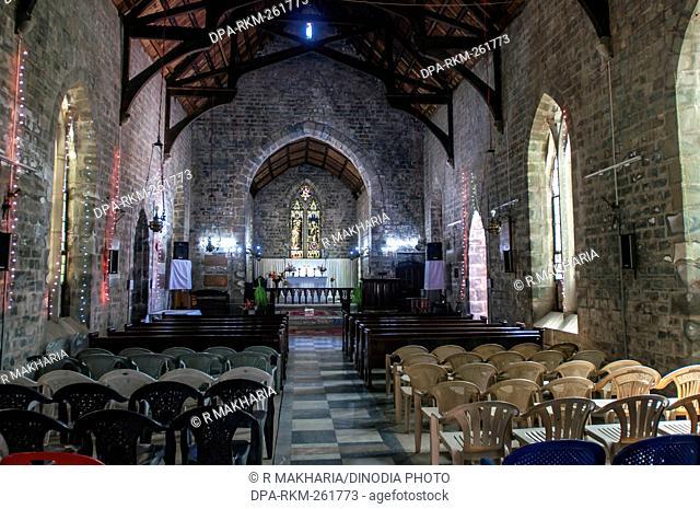 st john church mcleodganj, kangra, himachal pradesh, India, Asia