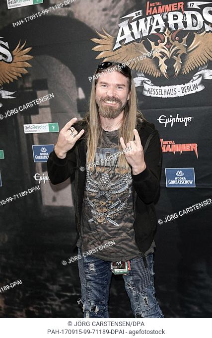 Metal Hammer Awards 2017 9152017 Newsworthy Images At Age