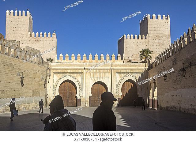 Bab dekkakin. Fez El Jedid, Morocco
