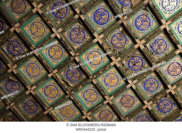 Ceiling Tiles in the Forbidden City