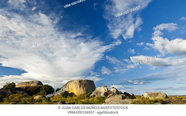 Los Barruecos National Monument, Caceres, Extremadura, Spain, Europe