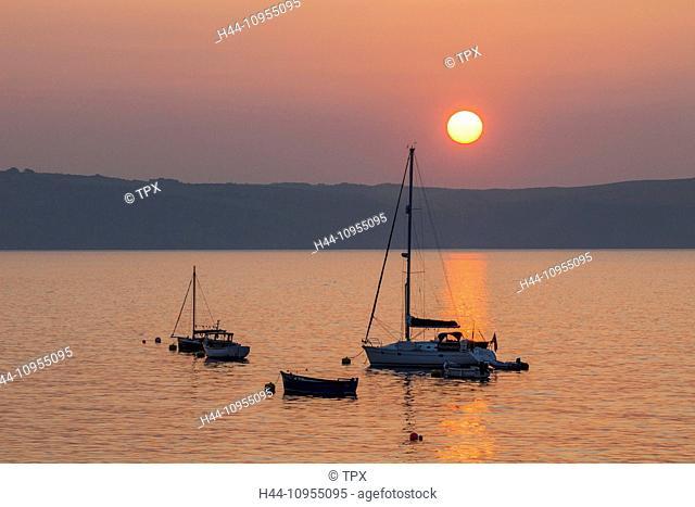 UK, United Kingdom, Europe, Great Britain, Britain, England, Cornwall, Portscatho, Cornish Coast, Coast, Coastal, Coastline, Yacht, Yachts, Yachting, Boat