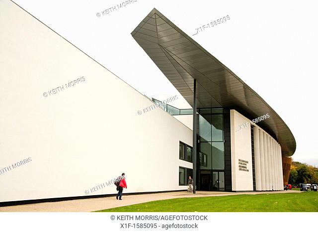 The Royal Welsh College of Music and Drama RWCMD Cardiff, Wales UK