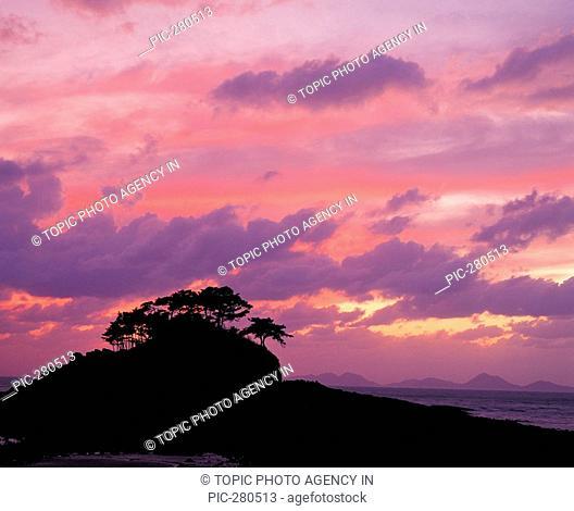 Sunset,Korea