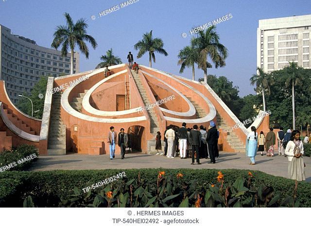 Astrological observatory, New Delhi, India