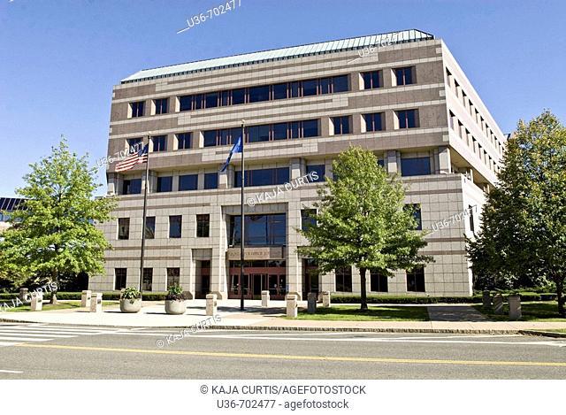 Legislative Office Building, Hartford Connecticut