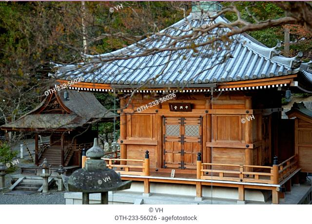 Kiyomizu temple Kiyomizu-dera, Kyoto, Japan