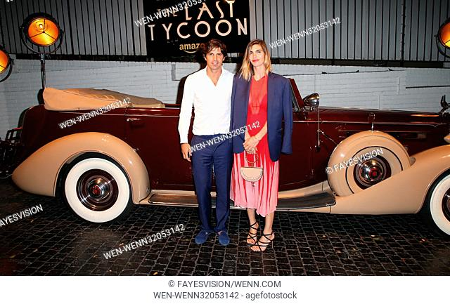 Premiere of Amazon Studios' 'The Last Tycoon' - After Party Featuring: Nacho Figueras, Delfina Blaquier Where: West Hollywood, California