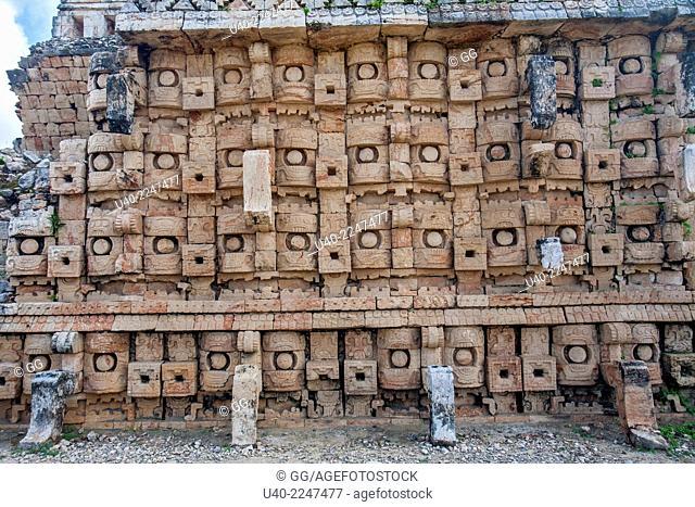 Mexico, Kabah ruins