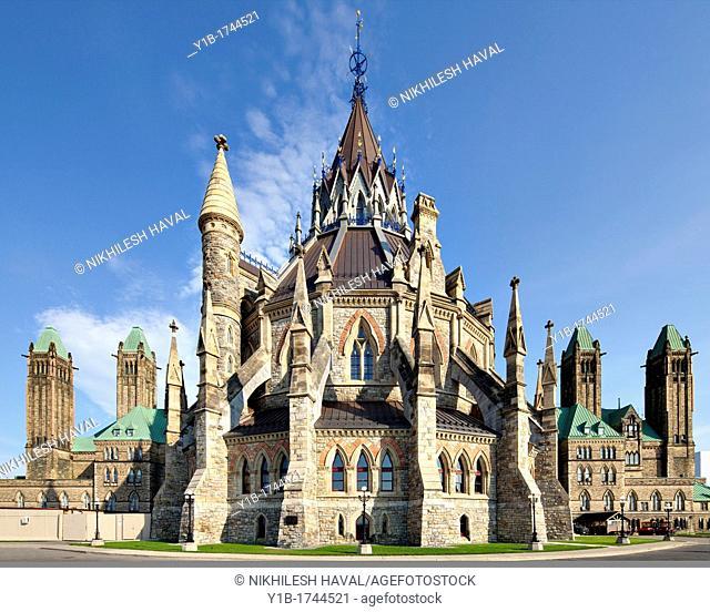 Parliament Hill Library, Ottawa