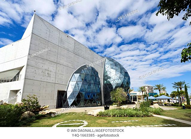 The New as of 2011 Salvador Dali Museum, St Petersburg, Florida, USA