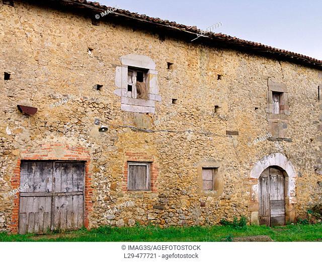 Aramil Palace. Siero. Asturias. Spain