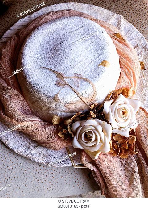 Beautiful Ceramic Hat, Crete, Greece